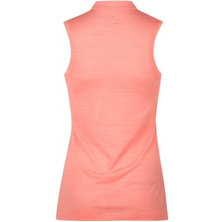 Golf undefined Womens Zonal SL Polo Light Atomic Pink made by Nike