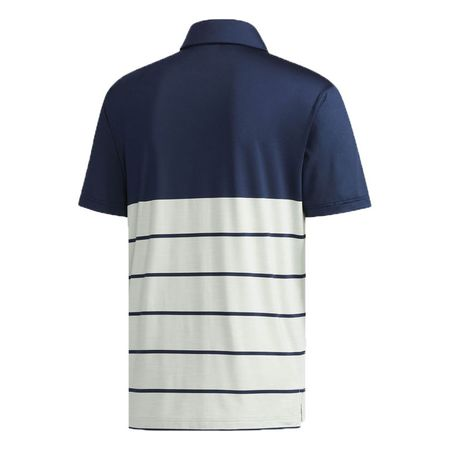 Shirt adidas Ultimate365 Heather Block Polo Adidas Golf Picture