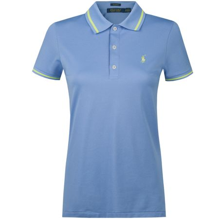 Polo Womens Val Polo Cabana Blue - SS18 Polo Ralph Lauren Picture