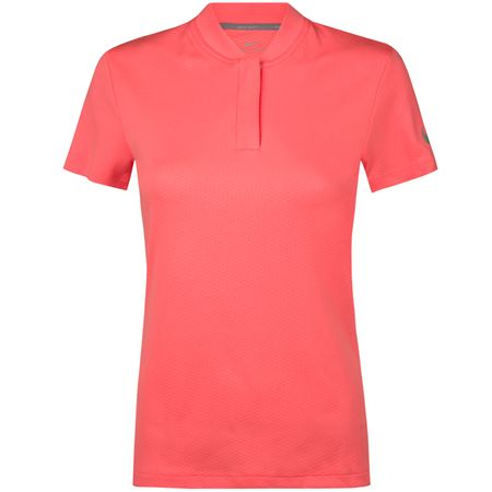 Golf undefined Womens Ace Blade Polo Sunset Pulse - SS18 made by Nike Golf