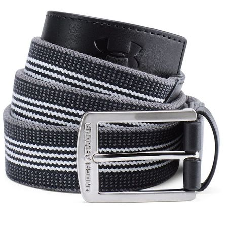Belt Under Armour Striped Performance Stretch Belt Under Armour Picture