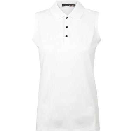 Golf undefined Womens SL Tournament Polo Pure White - 2019 made by Polo Ralph Lauren