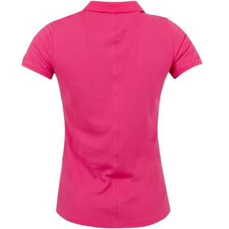 Golf undefined Womens Sanna Polo S/S Perth Pink/White made by Kjus