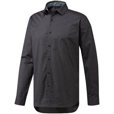 Golf undefined adidas adicross Beyond 18 Oxford Shirt made by Adidas Golf