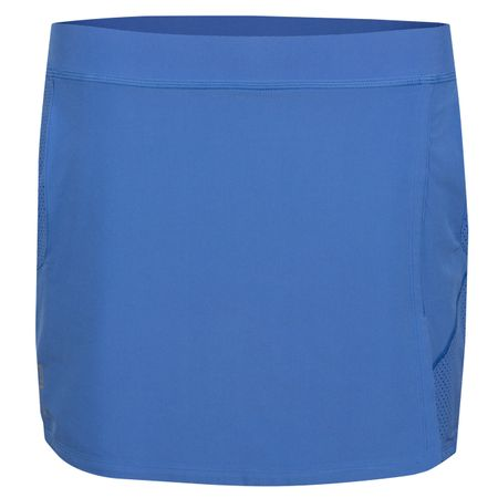 "Golf undefined Womens Solid Aim Skort 15"" Maidstone Blue - SS19 made by Polo Ralph Lauren"