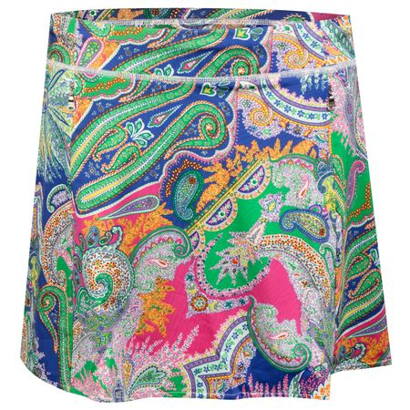 Golf undefined Womens Knit Skort Magnolia Paisley - SS19 made by Polo Ralph Lauren