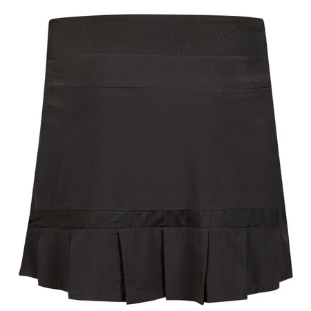 """Golf undefined Womens Dry Flex 15"""" Skirt Black - SS19 made by Nike"""