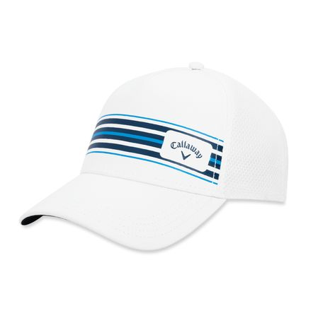 Golf undefined Stripe Mesh Hat made by Callaway Golf