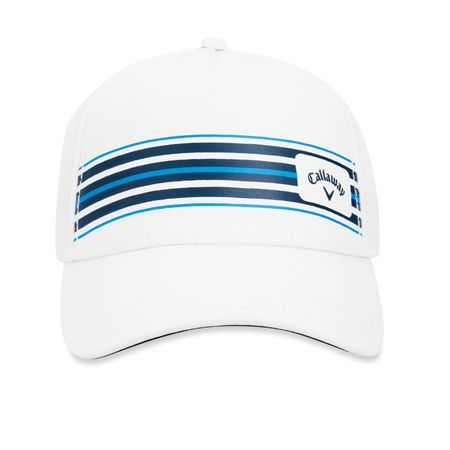 Cap Stripe Mesh Hat Callaway Golf Picture