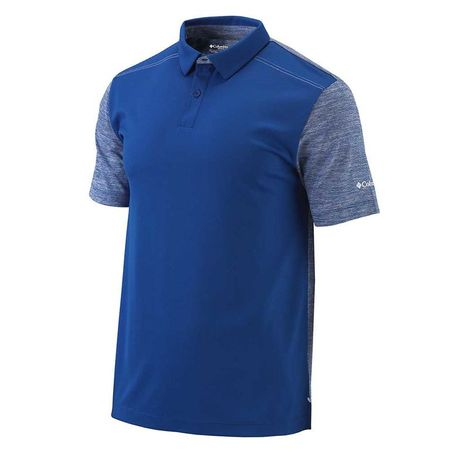 Golf undefined Columbia Omni-Freeze Zero Forged Short Sleeve Polo made by Outdoor Custom Sportswear