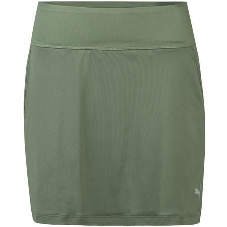 Golf undefined Womens PWRSHAPE Solid Knit Skirt Laurel Wreath - AW18 made by Puma Golf