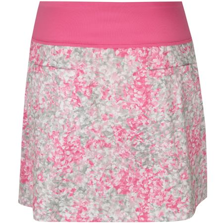Golf undefined Womens PWRSHAPE Floral Knit Skort Carmine Rose - AW18 made by Puma Golf