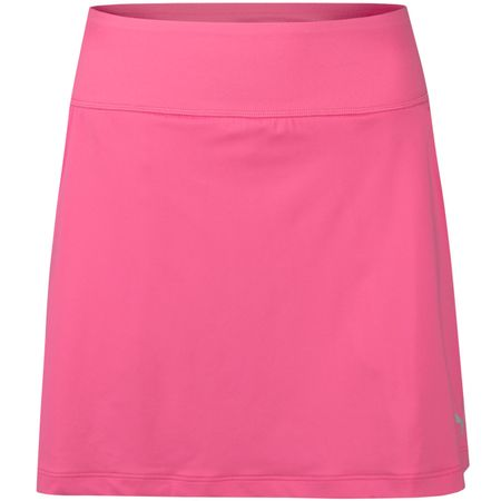 Golf undefined Womens PWRSHAPE Solid Knit Skort Carmine Rose - AW18 made by Puma Golf