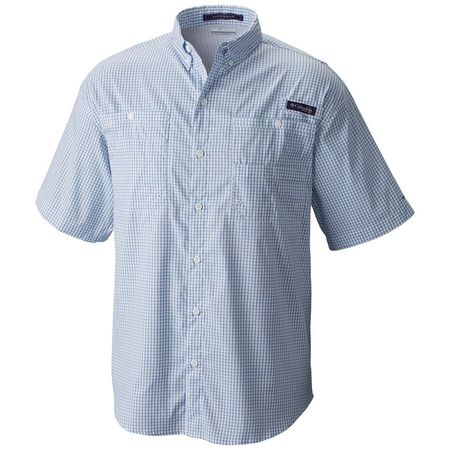 Golf undefined Columbia Super Tamiami Core Short Sleeve Shirt made by Outdoor Custom Sportswear