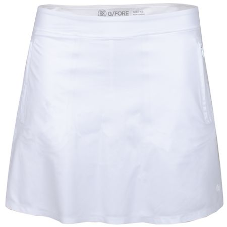"Golf undefined Womens Effortless Skort Snow 15"" - 2018 made by G/FORE"