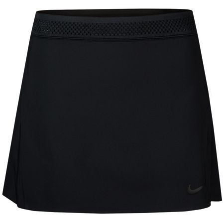 "Golf undefined Womens Flex Skort Woven 14"" Black - 2018 made by Nike"