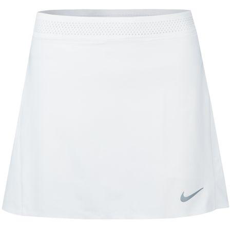 "Golf undefined Womens Flex Skort Woven 14"" White - 2018 made by Nike"