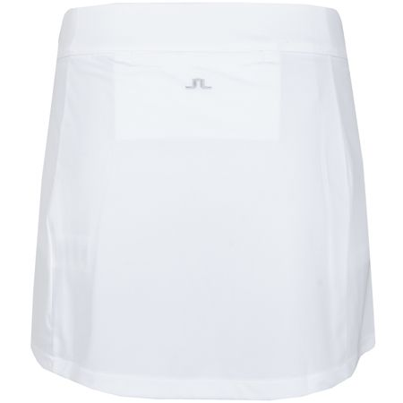 Golf undefined Womens Amelie TX Jersey Skort White - 2019 made by J.Lindeberg