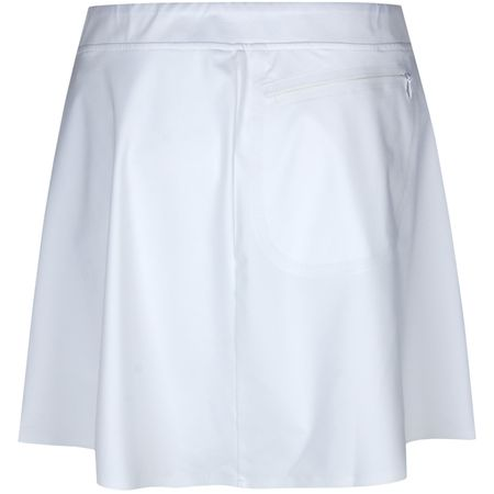 "Golf undefined Womens Effortless Skort Snow 15"" made by G/FORE"