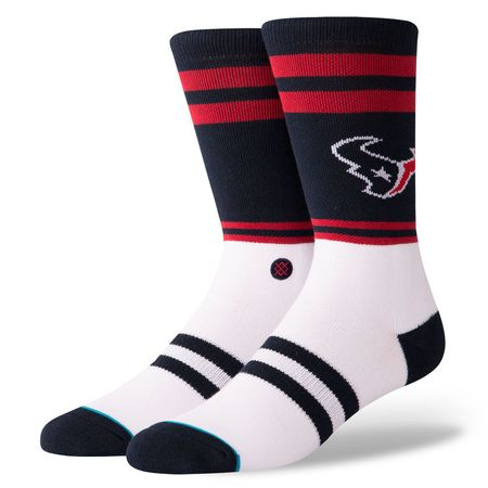 Golf undefined Stance Texans Logo Socks made by Stance