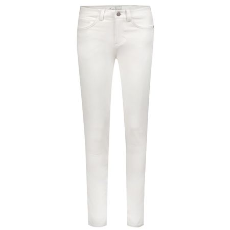 Trousers Womens Dry Slim Woven Pant White - SS19 Nike Golf Picture