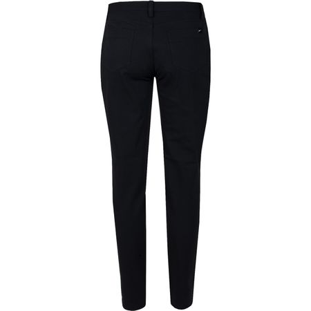 Trousers Womens Dry Slim Woven Pant Black - 2019 Nike Golf Picture