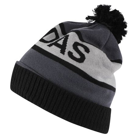 Golf undefined adidas Pom Beanie - Black made by Adidas Golf