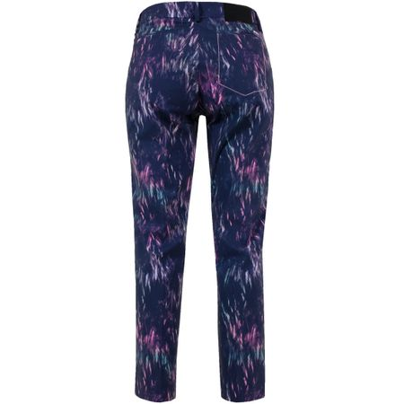 Golf undefined Womens Inu 7/8 Pants Feather Print made by Kjus