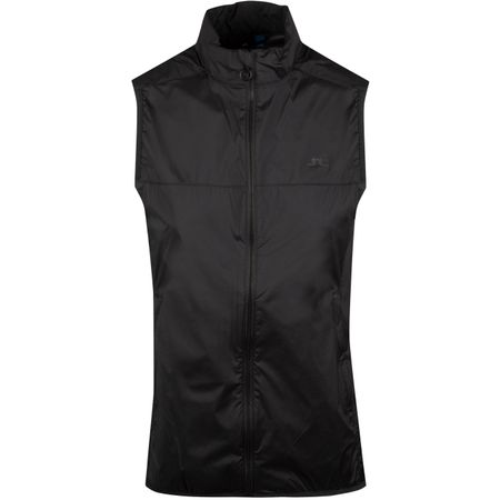 Golf undefined Womens Lilly Trusty Vest Black - SS19 made by J.Lindeberg