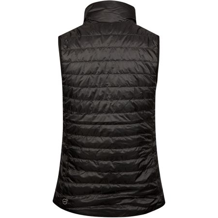 Golf undefined Womens PWRWARM Reversible Vest Puma Black - SS19 made by Puma Golf