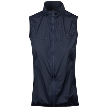 Golf undefined Womens Lilly Trusty Vest JL Navy - SS19 made by J.Lindeberg