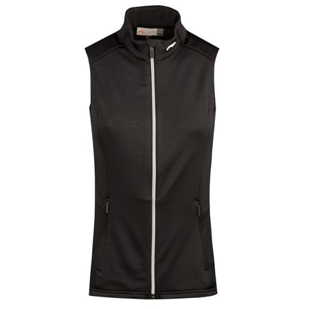 Golf undefined Womens Milena Vest Black - AW18 made by Kjus