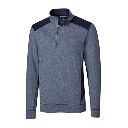Golf undefined Shoreline Color Block Half-Zip made by Cutter & Buck