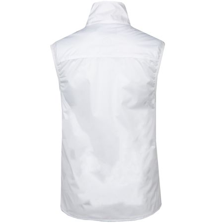 Golf undefined Womens Clear Shell Vest Snow made by G/FORE