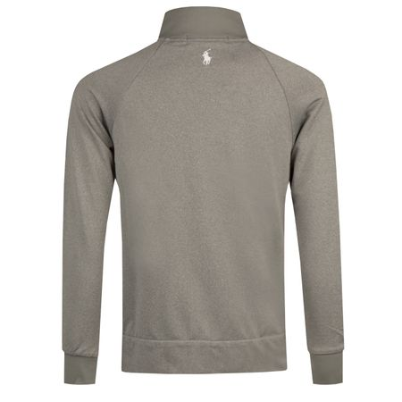 Golf undefined Womens Quilted Full Zip Steel Heather - AW18 made by Polo Ralph Lauren