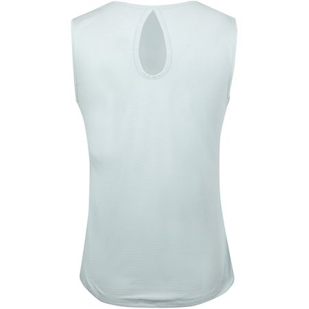 Golf undefined Womens Sleeveless Tech Tee Caribbean Sea - SS19 made by Puma Golf