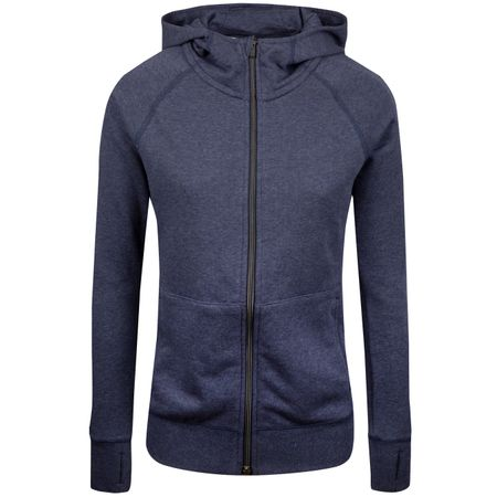 Golf undefined Womens Brisk Hoodie Peacoat Heather - SS19 made by Puma Golf