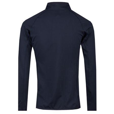 Golf undefined Womens UV Protection Quarter Zip French Navy - AW18 made by Polo Ralph Lauren