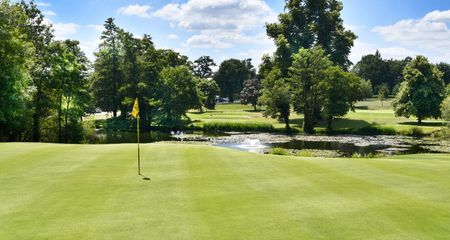 Overview of golf course named Calcot Park Golf Club