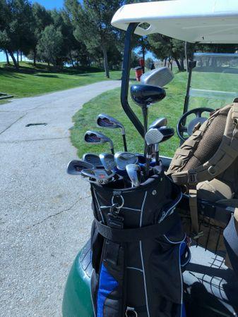 Profile cover of golfer named Marc Skyus