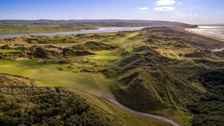 Overview of golf course named Portstewart Golf Club - Strand Course