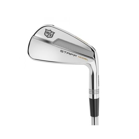 Golf Irons Staff Blade made by Wilson