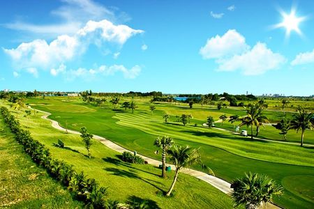 Grand Phnom Penh Golf Club Cover Picture