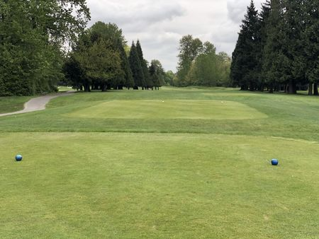 Overview of golf course named Langara Golf Course