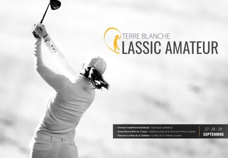 Hosting golf course for the event: Terre Blanche Classic Amateur