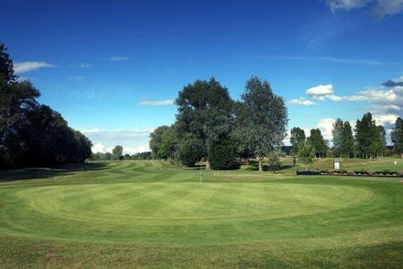 Wyboston Lakes Golf Club Cover