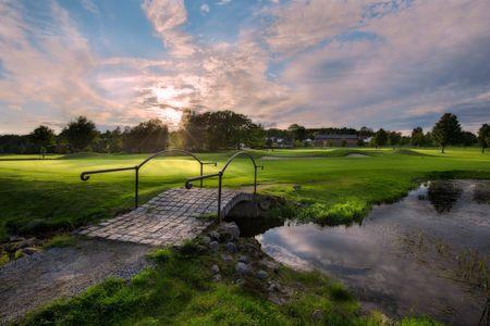 Drobak Golfklubb Cover Picture