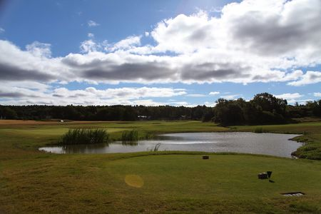 Overview of golf course named Gamle Fredrikstad Golfklubb