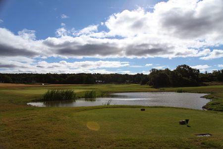 Gamle Fredrikstad Golfklubb Cover