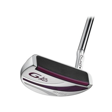 Golf Putter G Le2 Shea made by Ping